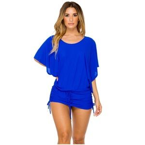 Luli Fama South Beach Dress Swimsuit Coverup